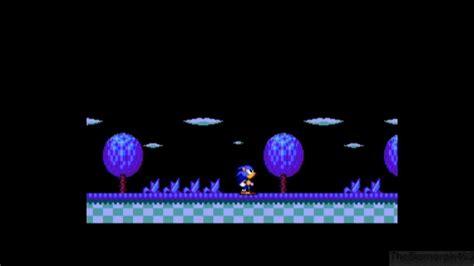 Master A 1 2 End Sonic The Hedgehog 2 Sega Master System Bad Ending