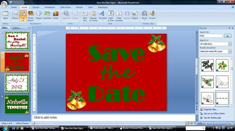 save the date powerpoint template save the date powerpoint template save the date postcard