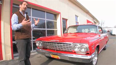 1962 chevrolet impala ss tony flemings ultimate garage