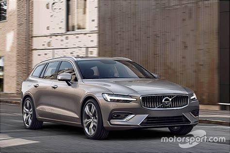 Volvo Zukunft 2019 by Der Neue Volvo V60 Kommt