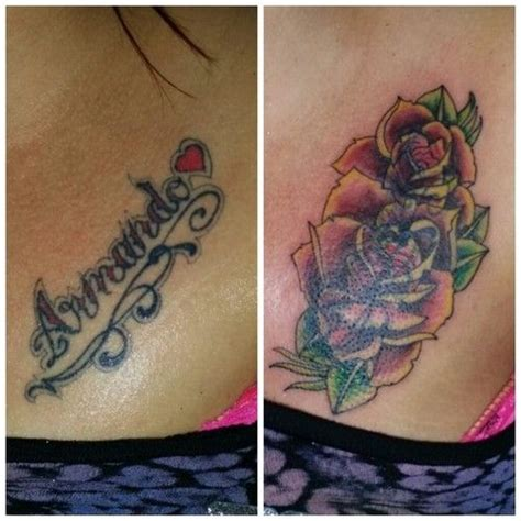 name tattoo cover up ideas pin by on best ideas in the world