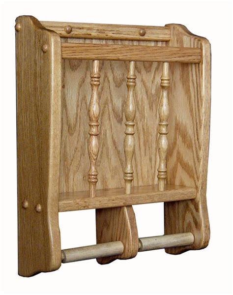 wooden toilet paper holder oak wood with by amish hardwood toilet paper holder and magazine rack