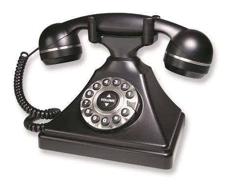 The Retro Phone Handset Gets Even Better With Bluetooth Technology by Telematrix Retro Analog Desk Phone Retro Desk 1l