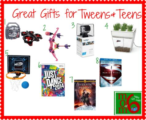 great holiday gifts for tweens and teens momof6