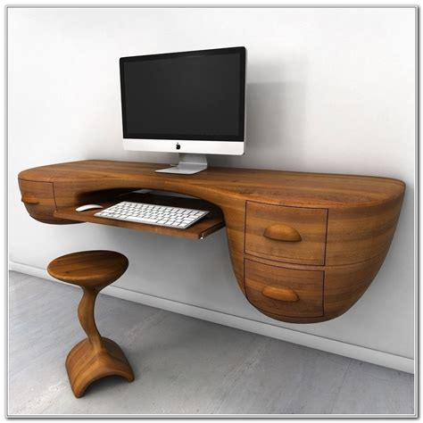 Floating Wall Desk Wall Mounted Floating Desk With Drawer Desk Interior Design Ideas Jlz7dknwpa