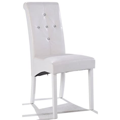 white faux leather dining chair morna white faux leather dining chair 22446 furniture in