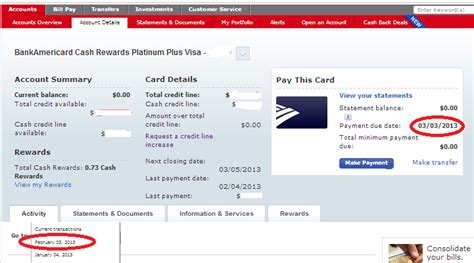 bank of america credit card make payment bank of america s credit cards an insider s view hiep s