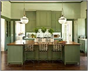 Kitchen Desk Cabinets by Sherwin Williams Sage Green Paint Color Painting Best