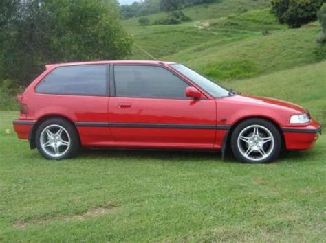 1990 used honda civic hatchback car sales cornubia qld