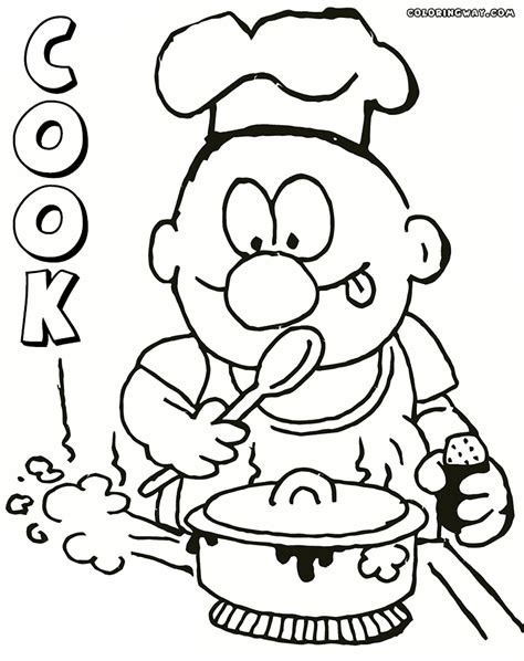 how to make coloring pages from photos cook coloring pages coloring pages to download and print