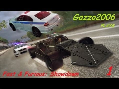 fast and furious xbox 360 gameplay fast furious showdown video game xbox 360 gameplay