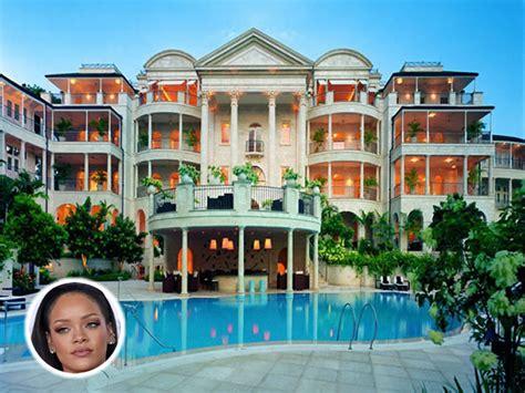 rihanna house top 10 expensive celebrity homes page 7 funtality com