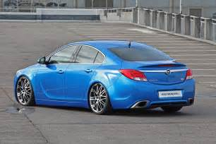 Opc Opel Mr Car Design Tuned Opel Insignia Opc Car Tuning