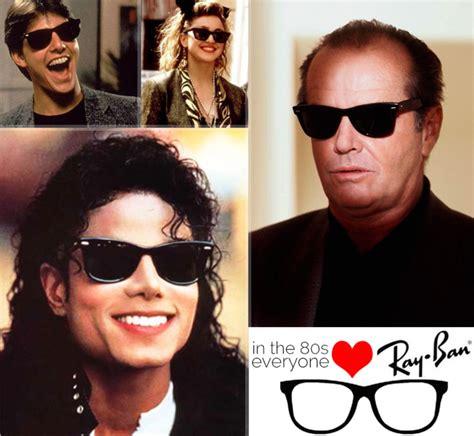 Rayban Original Wayfarers Loving That Eighties Summer Style by Summer S Sunglasses 6 Oversized Wayfarers