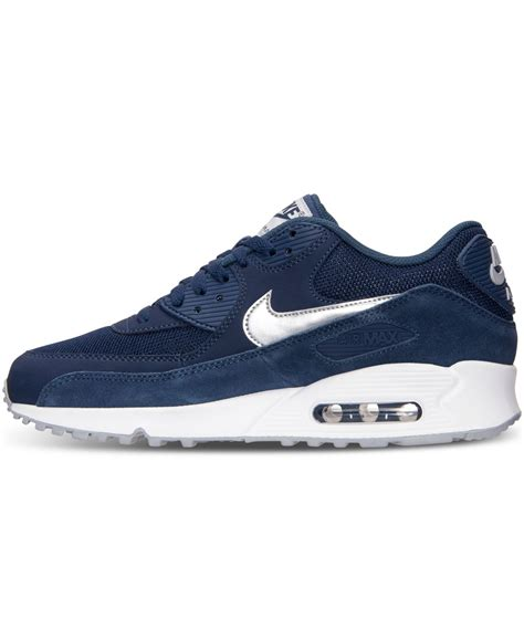 finish line running shoes for nike s air max 90 essential running sneakers from