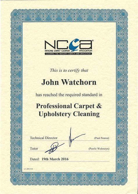 upholstery certificate merlin clean carpet cleaning and upholstery cleaning
