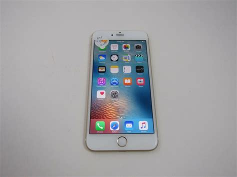 apple iphone 6s plus at t a1634 16gb clean imei b1 ebay