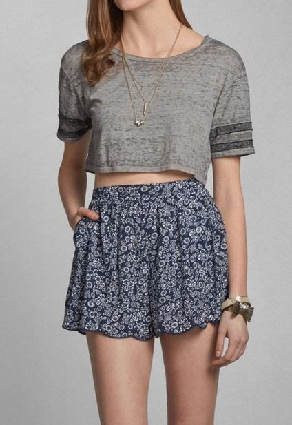 Hollister Classic Cropped Shirt 611 best classic a f and hollister images on