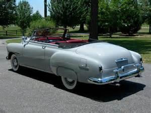 1951 Chevrolet Convertible 1951 Black Chevrolet Convertible For Sale Studio