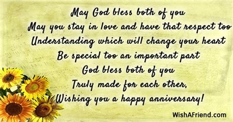 Wedding Anniversary Wishes Religious by Religious Anniversary Wishes Page 2