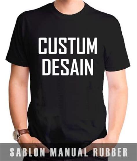 Kaos Brains Desain Premium Sablon Printing kaos sablon custum desain kaos premium