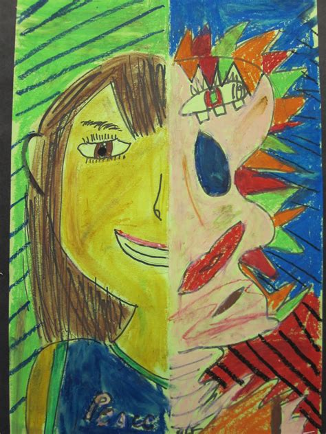pablo picasso cubist faces think create picasso faces smart beck center c