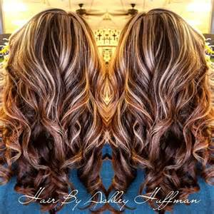 hair highlight colors 17 best ideas about fall hair highlights on