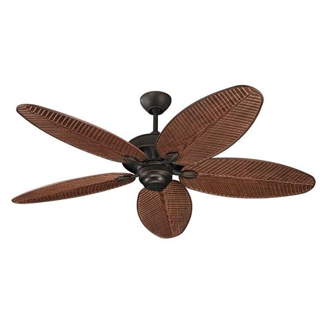 monte carlo turbine ceiling fan review monte carlo cruise 52 in roman bronze ceiling fan with