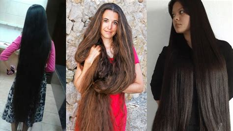 new hair styles with oil and water grow hair faster and longer in 1 week world s best hair