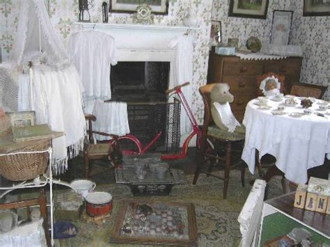 Decor Living Room by Beamish Victorian Nursery