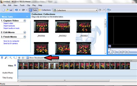 membuat video maker cara membuat video dari kumpulan foto di windows movie