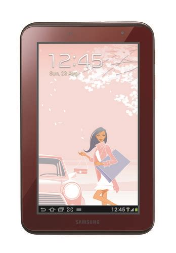 Samsung Galaxy Tab 2 La Fleur samsung brings la fleur collection for on galaxy series hardwarezone ph