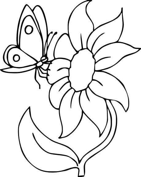 fiori e farfalle disegni primavera attivit 224 e lavoretti per la scuola maestra