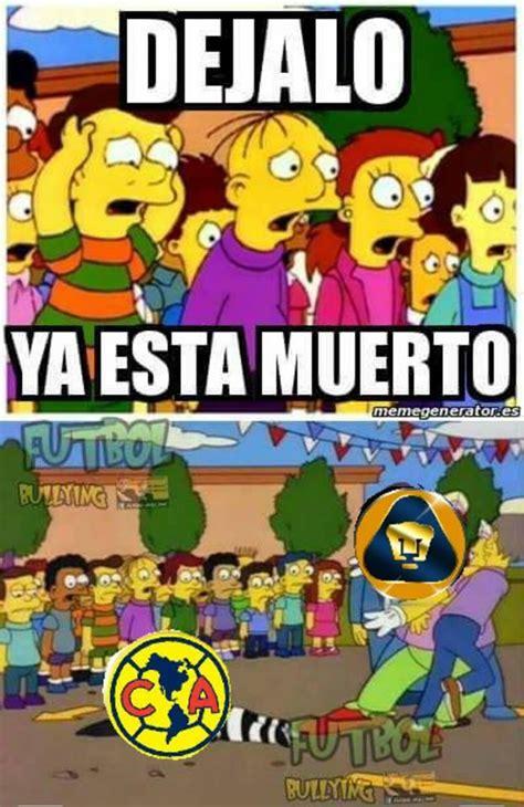 Memes De America Vs Pumas - fotogaler 237 a apertura 2015 memes am 233 rica vs pumas dale