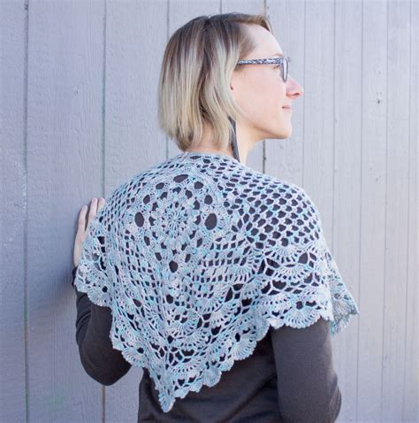 downton knitting patterns free downton crocheted shawl knitting project detail at