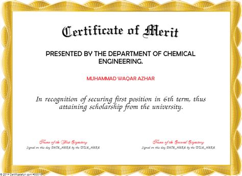 certificate of merit shakespeare school essay competition