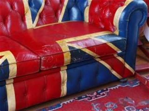 union jack chesterfield sofa vintage leather chesterfield sofa britlove union jack