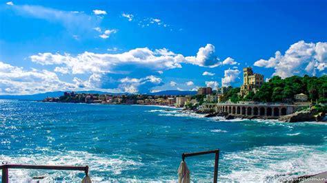 genoa sea sea timelapse near quarto genova italy hd 1080p
