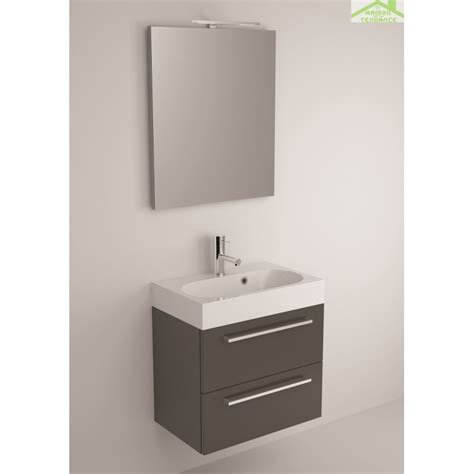 lavabo set ensemble meuble lavabo riho slimline set 60 60x38 h 60 5