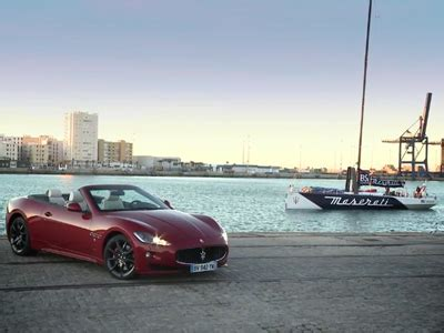 check out the 8 million maserati yacht that docked in new
