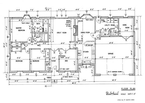 country kitchen floor plans 2 story barndominium plans studio design gallery