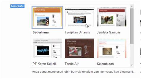 cara membuat channel sendiri di youtube cara membuat blog sendiri menggunakan blogger dengan mudah