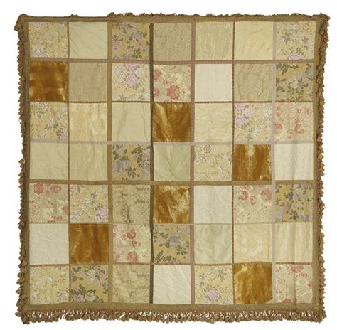 Patchwork Tapestry - quot patchwork quot quilt style tapestry