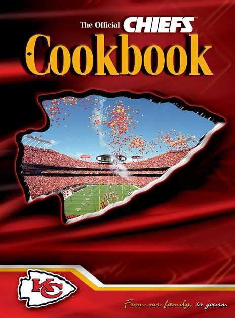 pin by on cookbooks the official kansas city chiefs cookbook is a beautiful