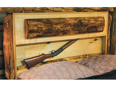 bed frame gun safe out of sight 14 gun storage options for home and vehicle