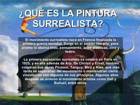 que es subrealismo artegrafia ed surrealismo dal 237