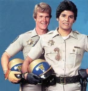 c h i p s officer jon baker larry wilcox and officer