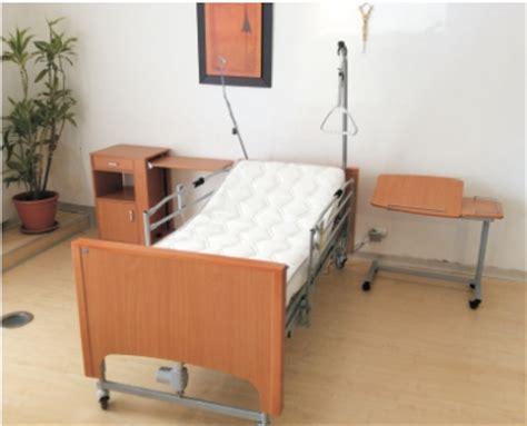 letto antidecubito per cambi di posizione ogni due ore per