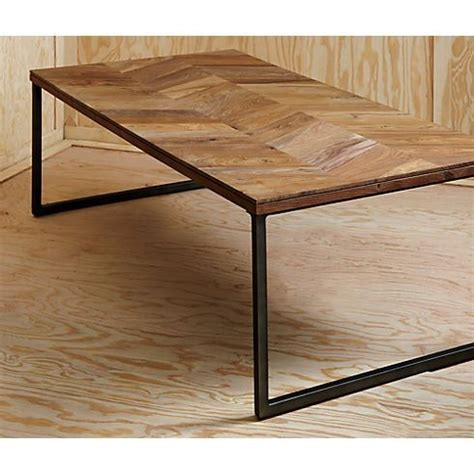 Herringbone Coffee Table Herringbone Coffee Tables And Coffee On Pinterest
