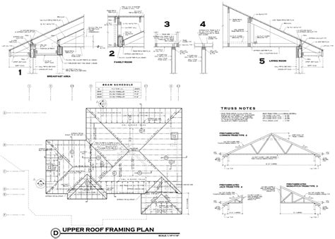 roof plans flat roof framing plans innovation pinterest flat roof